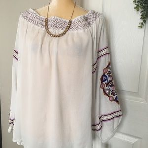 Inc blouse
